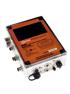 CHK PQ45 3-Phase Power Quality Analyser