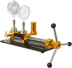 Crystal Engineering Hydraulic Comparator