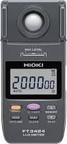 Hioki FT3424 Digital Illuminance (Lux) Meter