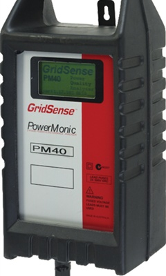 CHK Gridsense PM40 3-Phase Power Quality Analyser