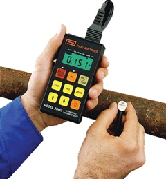 Panametrics 26MG Ultrasonic Thickness Gauge