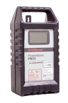CHK PowerMonic PM35 3-Phase Power Quality Analyser