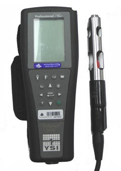 YSI Professional Plus pH, Salinity & Conductivity Meter