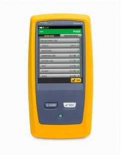 Fluke DSX 8000 Cable Analyser