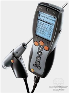 Testo 330-2LL Combustion Gas Analyser
